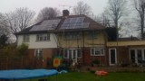 Solar Panel Installation - Dorking - 1.75kW REC Solar Panels
