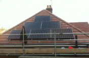 Solar Panel Installation - Chessington - 3.92kW Sunpower Solar Panels