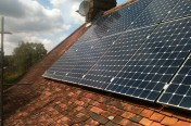 3.94kW Installation - Haywards Heath -  Sunpower Panels
