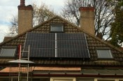 1.44kw Installation - Carshalton -  Panasonic Panels