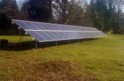Solar Panel Installation - Uckfield - 12kW REC Panels