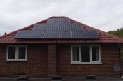1.96kW Installation - Old Coulsdon - 6 Sunpower Panels