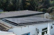 2.16kW Installation - New Malden - Panasonic Panels