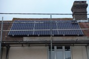 2.62kW Installation - Forest Green - Sunpower Panels