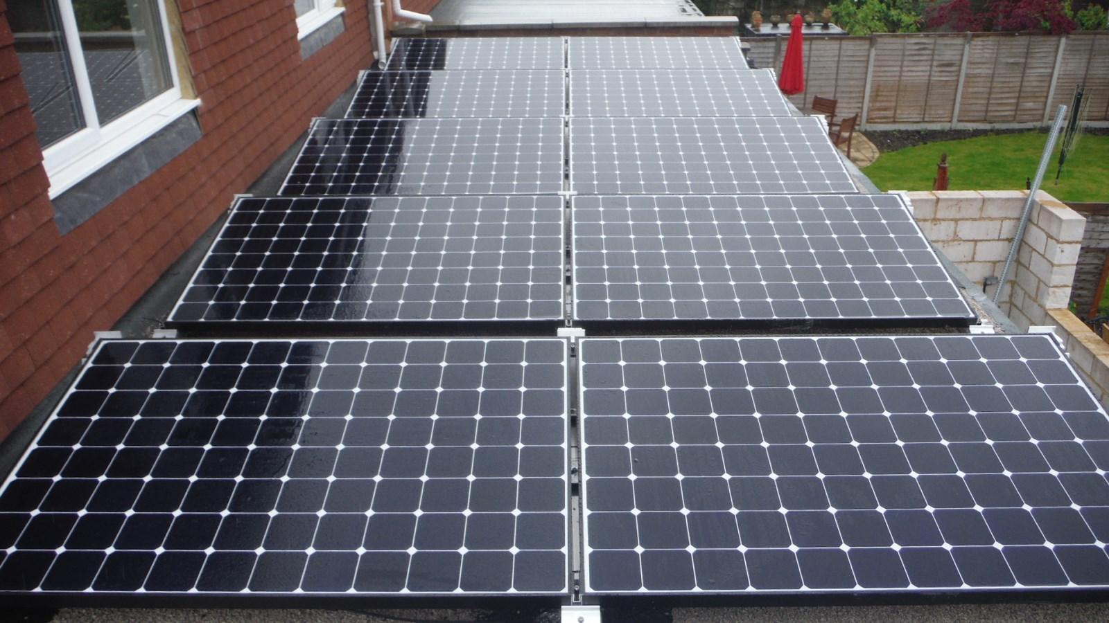 3 92kw Solar Panel Installation Whitton Solar Roof