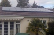 4.0kW Hyundai Solar Panel Installation in Oxshott, Surrey