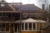 3.92kW Installation - Guildford - Sunpower Panels