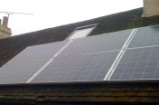 1.68kW REC Solar Panel Installation in Peaslake, Surrey