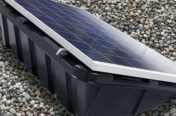 Solar Panels on Small Flat Roofs