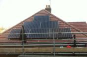 Solar Panel Installation - Chessington - 3.92kW Sunpower Solar Panels