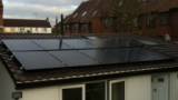 Solar Panel Installation - Sutton - 2.5kW LG Solar Panels