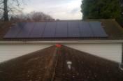 4kW Installation - Walton on Thames - LG Panels