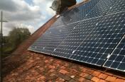 3.94kW Installation - Haywards Heath -  Sunpower Panels