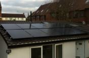 2.5kW Installation - Sutton -  LG Panels