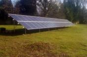 Solar Panel Installation - Uckfield - 12kW REC Panels
