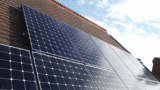 Sunpower Solar Panel Installation - Worcester Park, Surrey