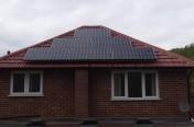 1.96kW Installation - Old Coulsdon - 6 Sunpower Panels