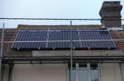 2.62kW Installation - Forest Green - Sunpower Panels