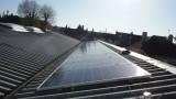 Solar Panel Installation at Sunbury Conservative Club