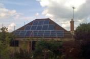 3.92kW REC Solar Panel Installation in Epsom, Surrey