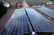 3.92kW Installation - Westcott - Sunpower Panels